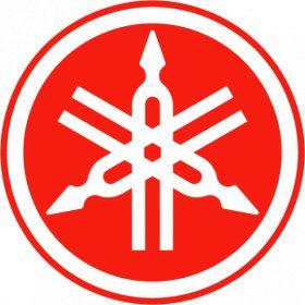 Autocollant / Sticker yamaha diapason